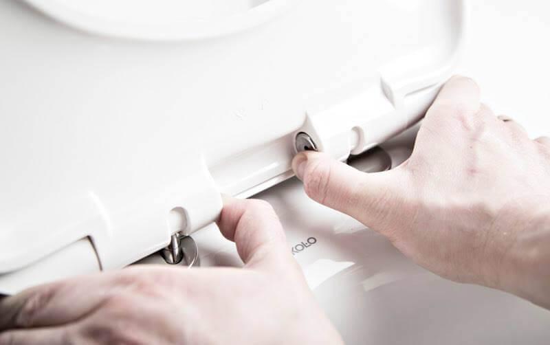 Капак за тоалетна чиния Click2Clean