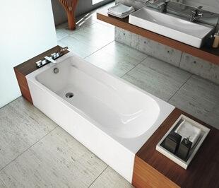 вана за баня, акрилна вана comfortplus kolo