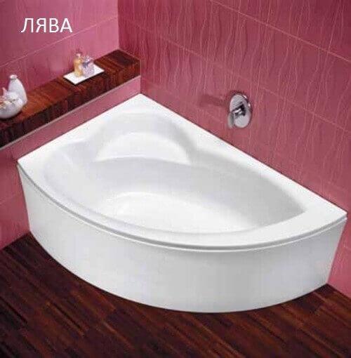 Серия асиметрични вани NEO PLUS