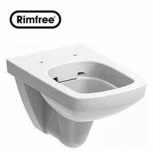 Висяща тоалетна NOVA PRO Rimfree