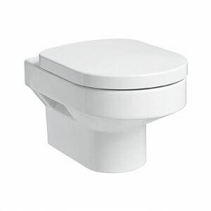 Висяща тоалетна чиния QUATTRO