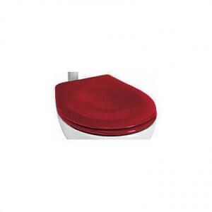 Капак за тоалетна чиния NOVA PRO JUNIOR червен
