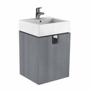 Шкаф с вратичка и мивка TWINS – предлага се в три цвята