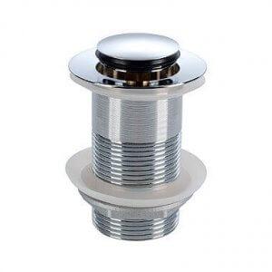 Дренажен клапан за мивки без преливник