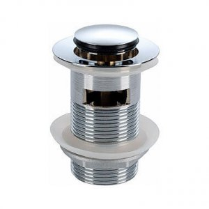 Дренажен клапан за мивки с преливник