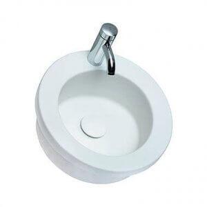 Кръгла мивка за вграждане COCKTAIL