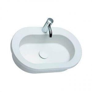 Овална мивка за вграждане COCKTAIL