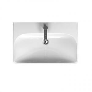Мивка за баня с отвор за батерия TRAFFIC