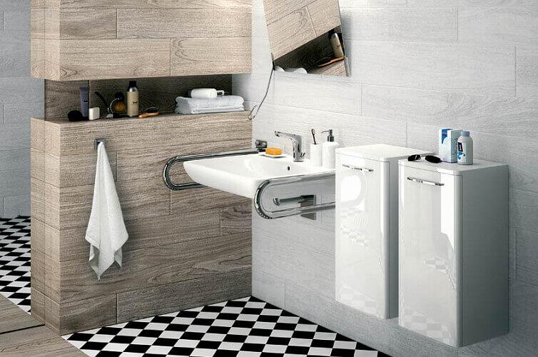 мивка за хора в неражностойно положение, инвалиди и възрастни