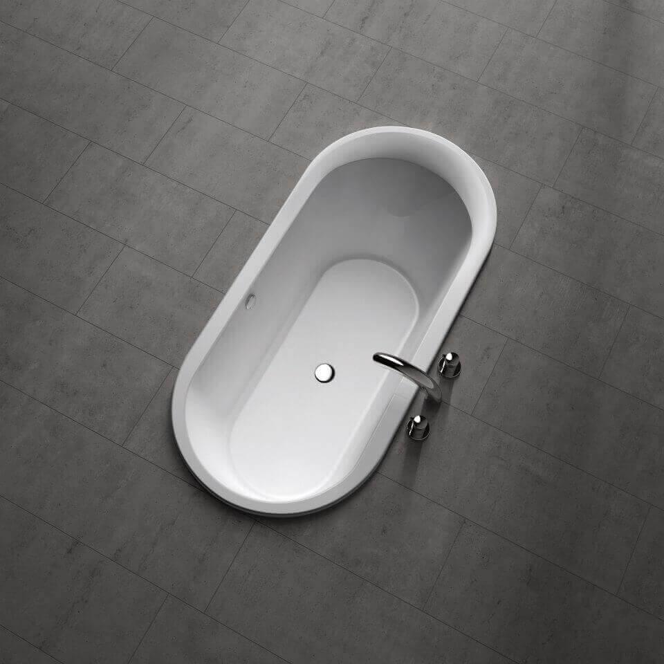 Овална вана