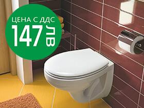 Висяща тоалетна IDOL