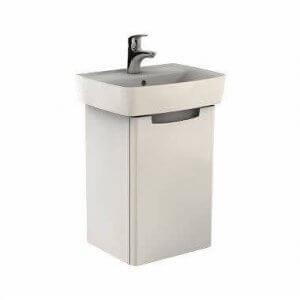 Шкаф с мивка REKORD – предлага се в два цвята