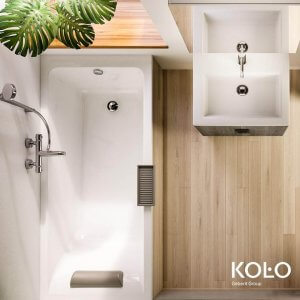 Възглавничка за вана Comfort Plus и Nova Pro Premium