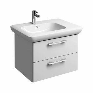 Шкаф с мивка за баня серия LIFE