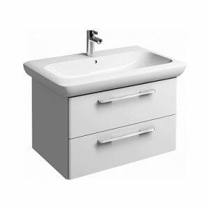 Шкаф с мивка за баня LIFE