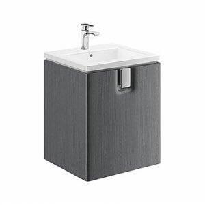 Шкаф с едно чекмедже и мивка TWINS Slim