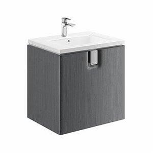 Шкаф с вратичка и мивка TWINS Slim
