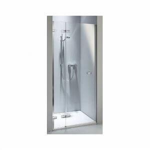 Отваряема врата за душ кабина NEXT 80, (лява)