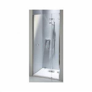 Отваряема врата за душ кабина NEXT 80, (дясна)