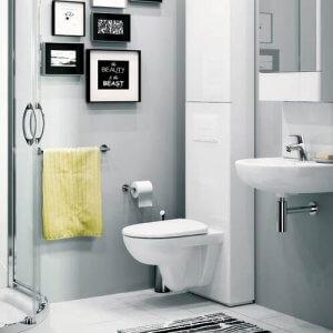 Мивка за баня Nova Pro, овална