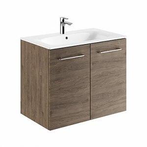 Шкаф с вратички и мивка SLIM Nova Pro Premium, 100см